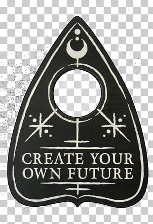 Ouija Planchette Board Game PNG