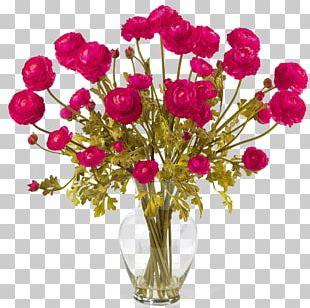 Artificial Flower Vase Floral Design Floristry PNG