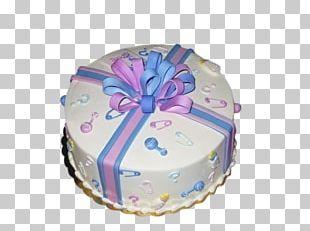 Buttercream Cake Decorating Royal Icing Birthday Cake Torte PNG