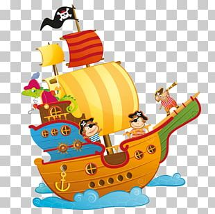 Wall Decal Sticker Piracy Galleon PNG