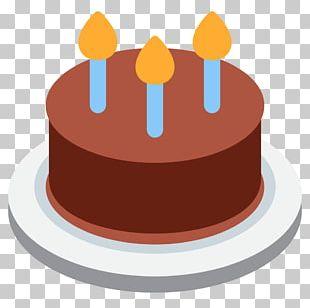 Birthday Cake Cupcake Christmas Cake Frosting & Icing Emoji PNG