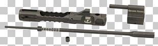 Gun Barrel Firearm Air Gun Stock Receiver PNG