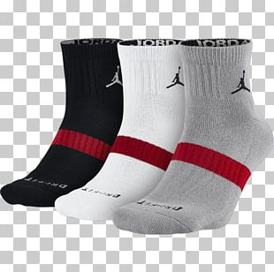 Sock Nike Air Jordan Clothing Dri-FIT PNG