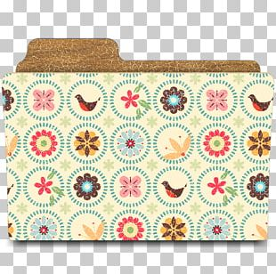 Wristlet Placemat Rectangle Pattern PNG