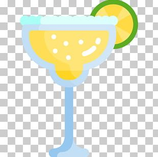 Martini Cocktail Glass PNG