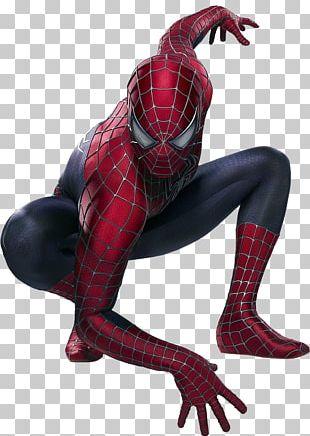 Spider-Man Film Series Trailer Superhero Movie PNG