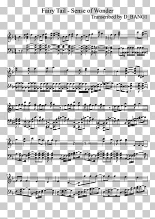 Thunder Sheet Music Imagine Dragons Violin Piano PNG