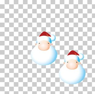Santa Claus Christmas Ornament Desktop Computer PNG
