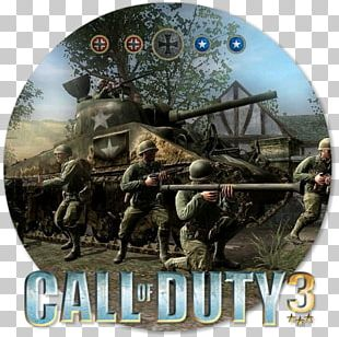 Call Of Duty 3 Call Of Duty 2: Big Red One Call Of Duty: Finest Hour Xbox 360 PNG