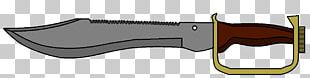 Hunting & Survival Knives Utility Knives Knife Serrated Blade PNG