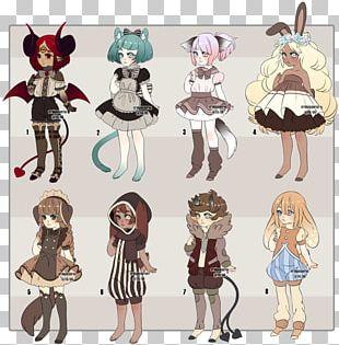 Costume Design Horse Cartoon PNG