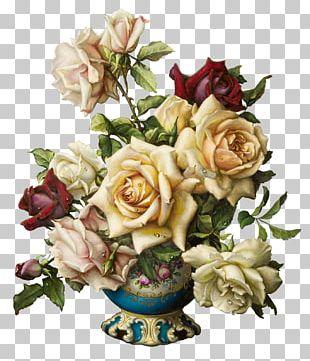 Painting Artist Painter Floral Design PNG
