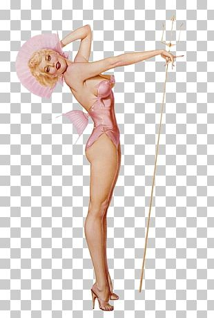 Pin-up Girl PNG