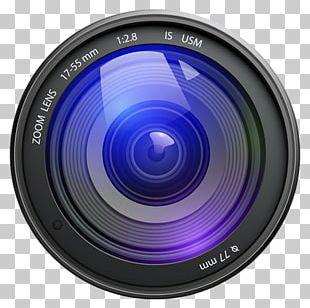 Canon EF Lens Mount Camera Lens PNG