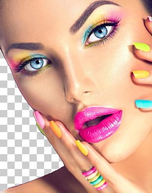 Cosmetics Beauty Face Make-up Artist Eye Shadow PNG