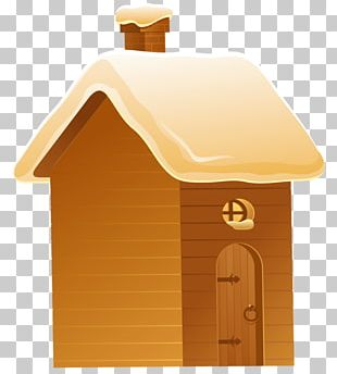 Gingerbread House Window PNG