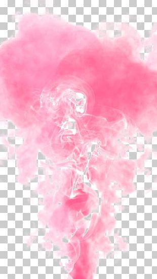 IPhone 7 Smoke Smoking Pink PNG