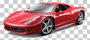 Ferrari Sideview PNG