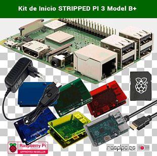 Raspberry Pi 3 MicroSD ARM Cortex-A53 64-bit Computing PNG
