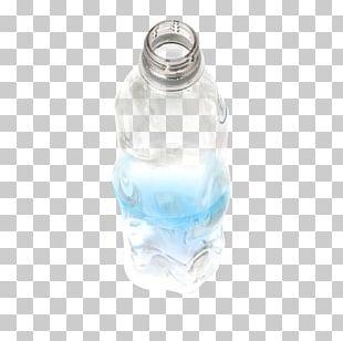 Glass Bottle Water Plastic Bottle Liquid PNG