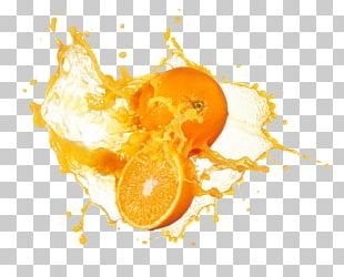 Orange Juice Punch Stock Photography PNG