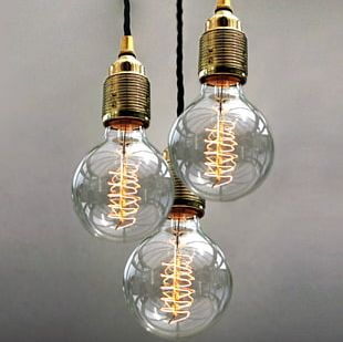 Light Fixture Pendant Light Incandescent Light Bulb IKEA Lamp PNG