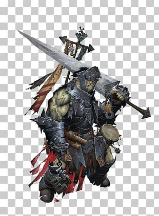 Pathfinder Roleplaying Game Dungeons & Dragons Paizo Publishing Half-orc Paladin PNG