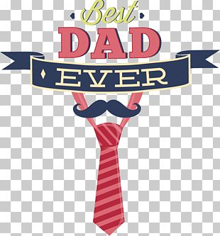 Father's Day Poster Gift PNG