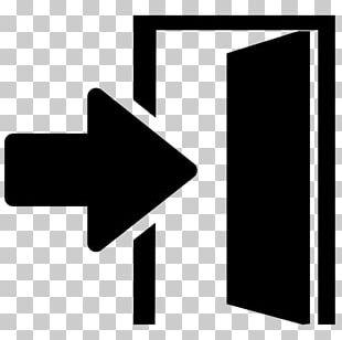 Computer Icons Door Symbol Building PNG