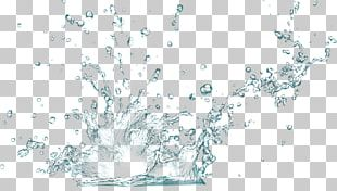 Water Splash Drop Liquid PNG