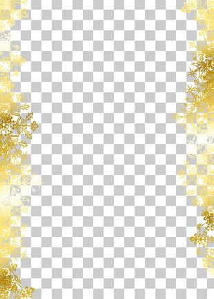 Snowflake Texture Mapping Pattern PNG