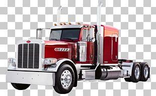 Peterbilt Car Semi-trailer Truck Scania AB PNG