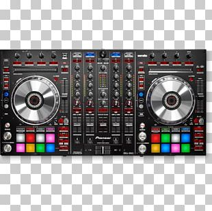 Pioneer DJ DJ Controller Disc Jockey Audio Mixers DJM PNG