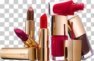 Lipstick Cosmetics Nail Polish Oriflame PNG