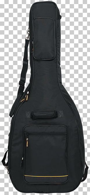 Gig Bag Steel-string Acoustic Guitar Musical Instruments PNG