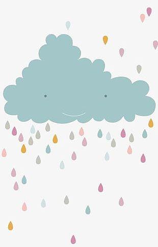 Cartoon Clouds PNG