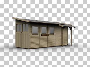 Casa De Verão House Shed Bauhaus Roof PNG