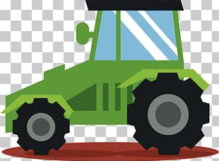 Tractor Farm Agriculture PNG