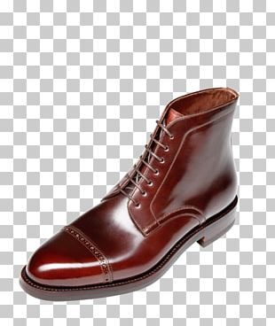 Boots UK Dress Shoe Leather PNG