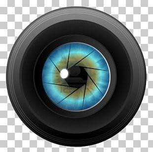 Camera Lens Digital SLR PNG