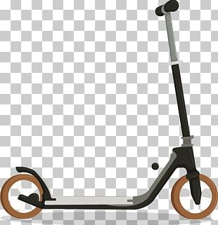 Kick Scooter Toy PNG