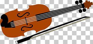 Violin Bow Musical Instruments PNG