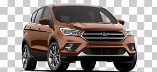 Ford EcoBoost Engine Car Sport Utility Vehicle 2017 Ford Escape Titanium PNG