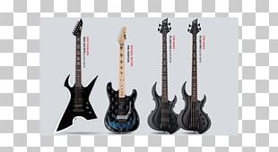 Seven-string Guitar Electric Guitar Musical Instruments Bass Guitar PNG