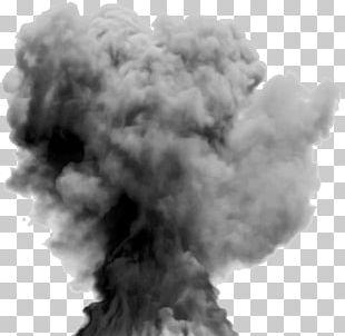 Smoke Explosion Encapsulated PostScript PNG