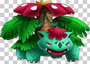 Venusaur Pokémon GO Ash Ketchum Bulbasaur PNG