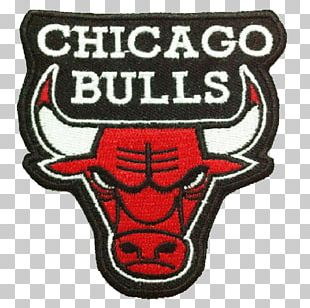 Chicago Bulls Collège St-Jean-Vianney NBA Embroidery Embroidered Patch PNG