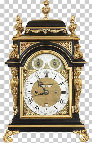 Bracket Clock Floor & Grandfather Clocks Fusee Movement PNG