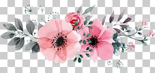 Drawing Floral Design Watercolor Painting Flower PNG
