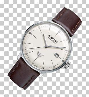 Tissot Watch Junkers Clock PNG